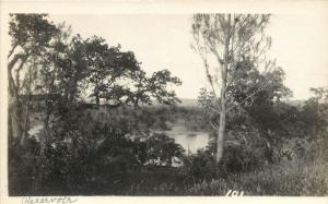 c1910 Real Photo PC; 101 Reservoir at Crookston NE Cherry County Unposted