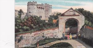 Carisbrooke Castle , I.O.W. , England , 1900-10s