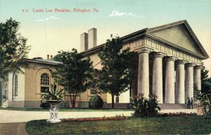 USA Custis Lee Mansion Arlington Virginia 03.82