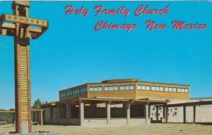 CHIMAYO , New Mexico, PU-1972 ; Holy Family Church