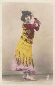 RP: Flamenco Dancer , 1900-10s