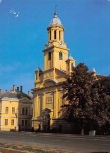Hungary Kapuvar Roman Catholic church (19th c.) Foto: Tomori Ede