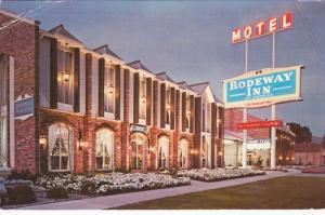 SALT LAKE CITY, Utah, PU-1974; Rodeway Inn Motel,