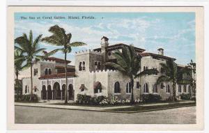 Inn at Coral Gables Miami Florida 1920c postcard