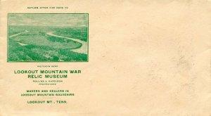 Envelope - Lookout Mountain War Relic Museum    (3.625 X 6.5)