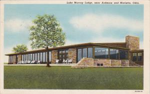 Lake Murray Lodge, near Ardmore and Marietta, Ohio, PU-1950