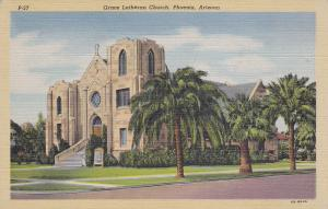 PHOENIX , Arizona, 30-40s; Grace Lutheran Church