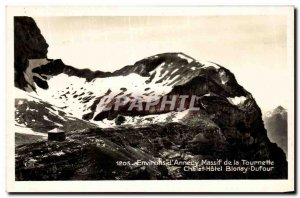 Surroundings of & # 39Annency - Massif of the Spinner - Chalet Hotel - Old Po...