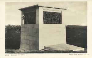 rhodesia, Matopos Hills, Shangani Memorial (1930s) Smart and Copley's RPPC