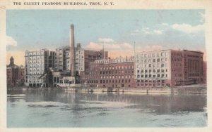 TROY, New York, 1900-10s; Cluett Peabody Buildings