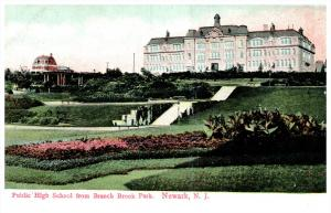 16702  New JerseyNewark  Public High School from Branch Brook Park