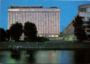 Russia Leningrad Hotel Sovietskaya