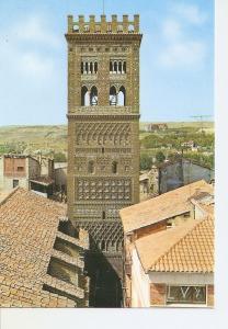 Postal 039394 : Teruel. Torre Mudejar del Salvador