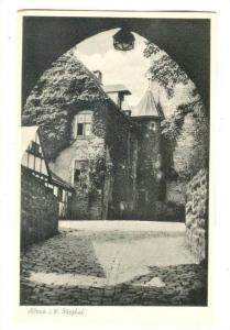 Altena i. W. Burghof, North Rhine-Westphalia, Germany, 1900-1910s