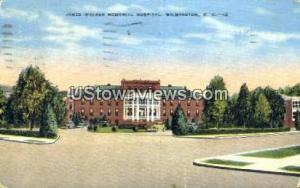 James Walker Memorial Hospital Wilmington NC 1941