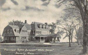 Beverly MA~President Taft Summer White House~For Sale $1.7 Million Now~1909 B&W