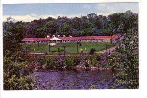 Mohawk Motor Lodge, Palatine Bridge, New York,