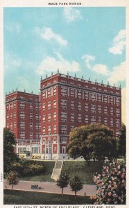 CLEVELAND, Ohio, 1900-10s; Wade Park Manor