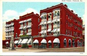 Kentucky Paducah Hotel Palmer Curteich