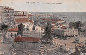 ALGERI ALGERIA AFRICA~VUE PRISE des ANCIENES PORTES d'ISLY POSTCARD c1906