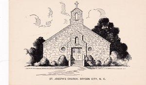 BRYSON CITY , North Carolina , 30-50s; St. Joseph's Church