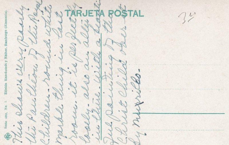 SAN LORENZO DE EL ESCORIAL, Spain, 1900-1910's; Infant Cemetery