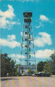 Arkansas Hot Springs National Park Foot Steel Abserrvtion Tower At Summit Of ...