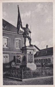 Kriegerdenkmal, Kehl a. Rh. (Baden-Württemberg), Germany, 1900-1910s