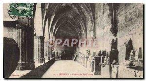 Old Postcard Beziers Cloitre St Nazaire