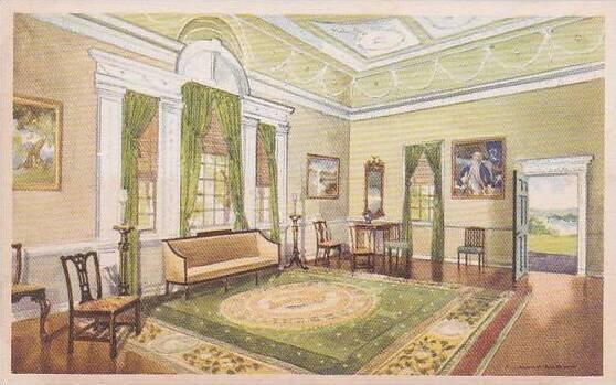 Virginia Mount Vernon The Banquet Hall