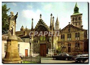Postcard Modern Maastricht St. Servaaskerk
