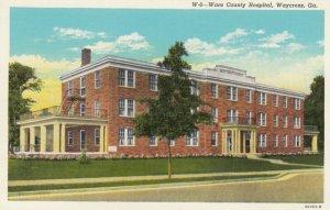 WAYCROSS , Georgia , 30-40s ; Ware County Hospital