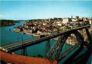 CPM Porto Ponte de D.Luis sore o rio Douro PORTUGAL (750672)