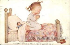 Mabel Lucy Attwell,  Artist Signed Postcard Postcards Series 659 1925