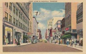 NASHVILLE , TN, 1930-40s ; Street