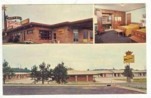 NATCHEZ TRACE INN, Tupelo, Mississippi, 40-60s