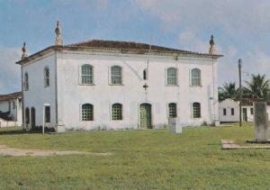 Porto Seguro Paco Municipal Brazil Postcard