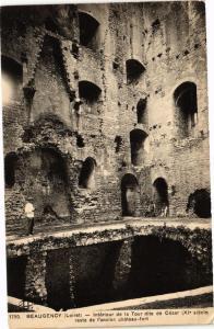 CPA BEAUGENCY - Interieur de la Tour dite de Cesar (270639)