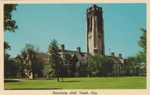Exterior, University Hall, Toledo, Ohio,40-60s