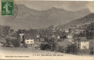 CPA St-GERVAIS (Hte.Savoie) (173674)
