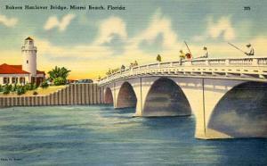 FL- MIami Beach - Bakers Haulover Bridge