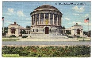 Chicago, Elk's National Memorial