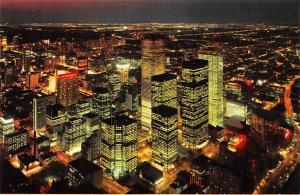 Canada CN Tower Toronto Ontario Panoramic view