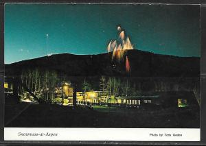 Snowmass-at-Aspen, Colorado, fireworks, unused