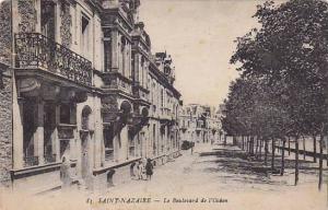 SAINT-NAZAIRE, Le Boulevard de l'Ocean, Loire Atlantique, France, 00-10s
