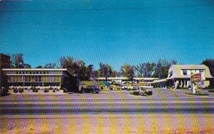 Tennessee Neshville Sherry Courts Motel & Restaurant