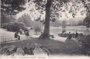 Vitré, Ille-et-Vilaine , France , 00-10s Le Jardin des Plants