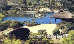 Japan Shukkei-en Garden Hiroshima Shukkei-en Garden Hiroshima