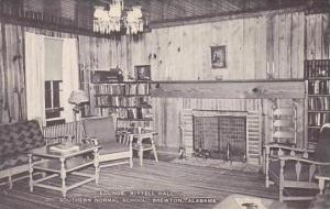 Alabama Brewton Lounge Kittell Hall Southern Normal School Artvue