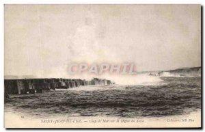 Old Postcard Saint Jean de Luz Favorite Sea Worthy of Socoa